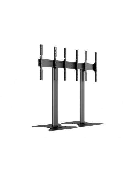 """Multibrackets 1800 kyltin näyttökiinnike 139.7 cm (55"""") Musta Multibrackets 7350073731800 - 13"""