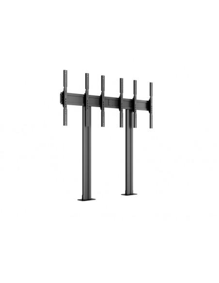 """Multibrackets 1800 fäste för skyltningsskärm 139.7 cm (55"""") Svart Multibrackets 7350073731800 - 15"""