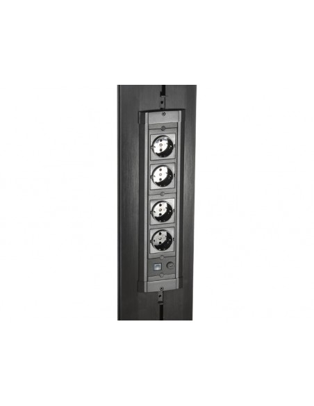 Multibrackets M Public Video Wall Stand Portrait 3-Screens 40-55'' Black Multibrackets 7350073731800 - 18