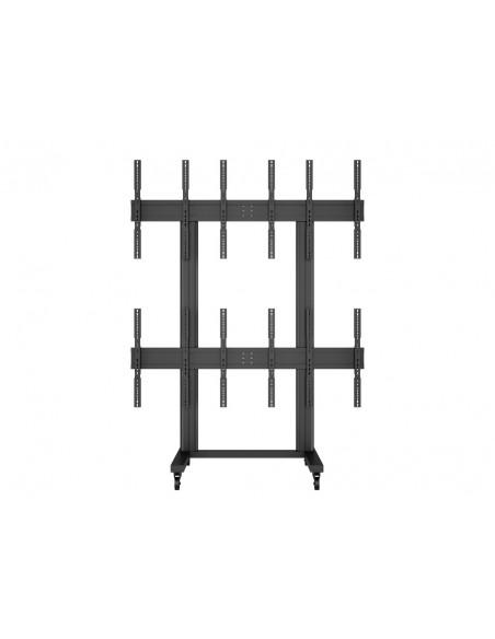 """Multibrackets 1824 fäste för skyltningsskärm 139.7 cm (55"""") Svart Multibrackets 7350073731824 - 2"""