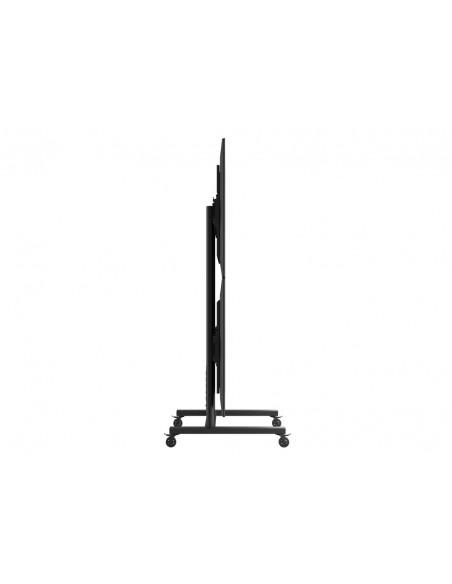 """Multibrackets 1824 kyltin näyttökiinnike 139.7 cm (55"""") Musta Multibrackets 7350073731824 - 11"""