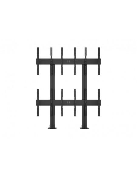 """Multibrackets 1824 kyltin näyttökiinnike 139.7 cm (55"""") Musta Multibrackets 7350073731824 - 16"""