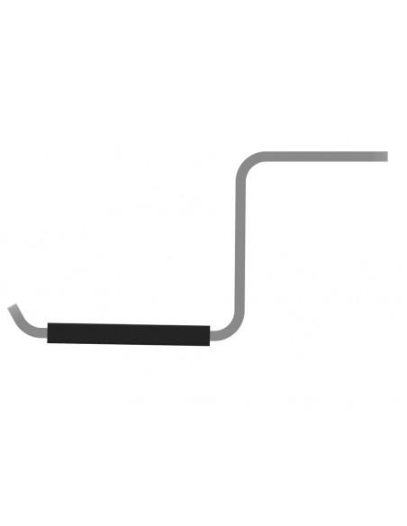 Multibrackets 2043 kuulokkeiden lisävaruste Kuulokepidike Multibrackets 7350073732043 - 4