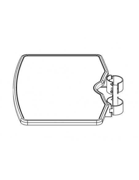 Multibrackets 2326 monitorikiinnikkeen lisävaruste Multibrackets 7350073732326 - 9