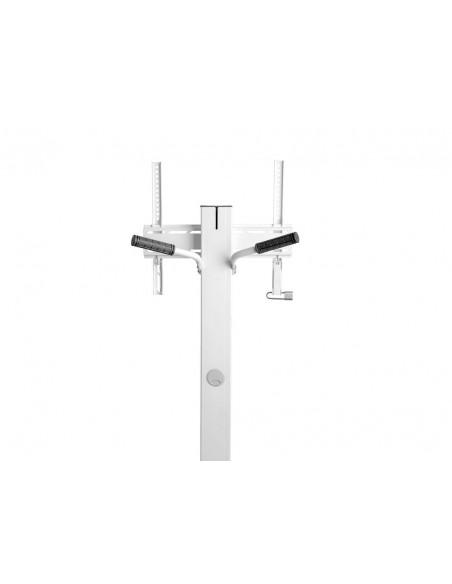 """Multibrackets 2364 kyltin näyttökiinnike 139.7 cm (55"""") Valkoinen Multibrackets 7350073732364 - 5"""