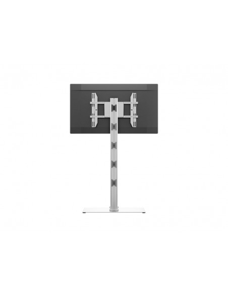 Multibrackets M Display Stand 180 Single Silver w. Floorbase Multibrackets 7350073732418 - 15