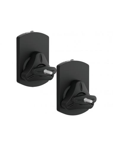 Multibrackets 2463 högtalarmontering Vägg Svart Multibrackets 7350073732463 - 1
