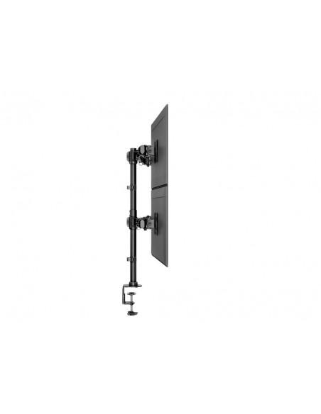 """Multibrackets 3316 fäste och ställ till bildskärm 68.6 cm (27"""") Klämma/Genomgående skruv Svart Multibrackets 7350073733316 - 14"""