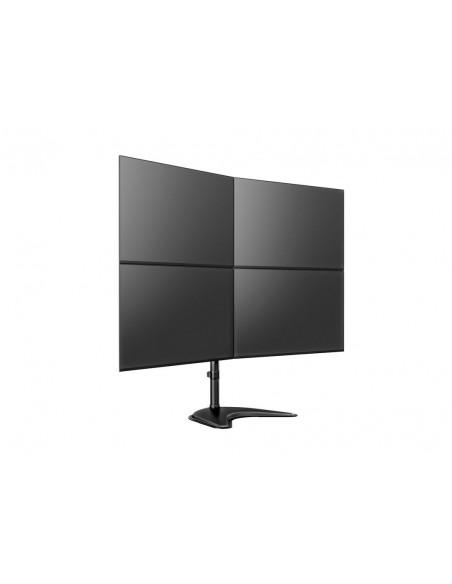 """Multibrackets 3347 monitorin kiinnike ja jalusta 68.6 cm (27"""") Vapaasti seisova Musta Multibrackets 7350073733347 - 10"""