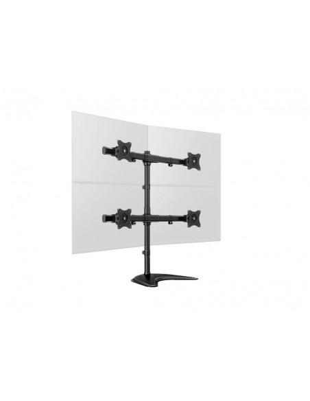 """Multibrackets 3347 monitorin kiinnike ja jalusta 68.6 cm (27"""") Vapaasti seisova Musta Multibrackets 7350073733347 - 16"""