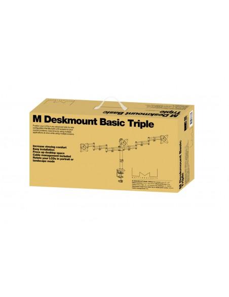 Multibrackets M Deskmount Basic Triple Multibrackets 7350073733385 - 21