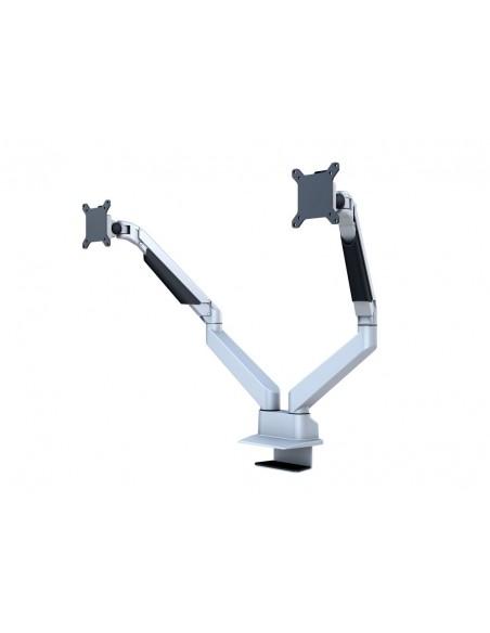 Multibrackets M VESA Gas Lift Arm Dual Side by Silver Multibrackets 7350073733972 - 3