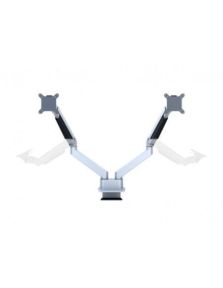 """Multibrackets 3972 fäste och ställ till bildskärm 81.3 cm (32"""") Klämma Silver Multibrackets 7350073733972 - 7"""