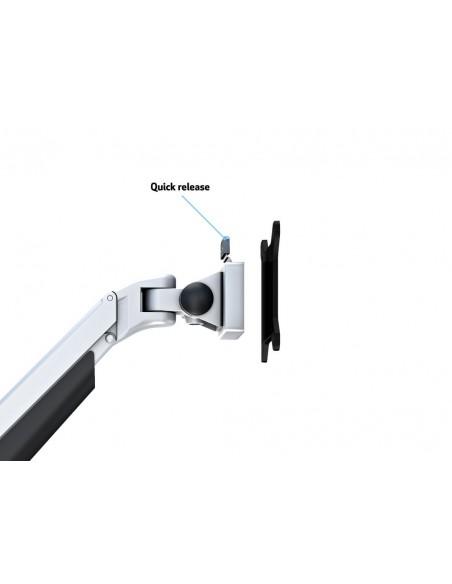 """Multibrackets 3972 monitorin kiinnike ja jalusta 81.3 cm (32"""") Puristin Hopea Multibrackets 7350073733972 - 10"""