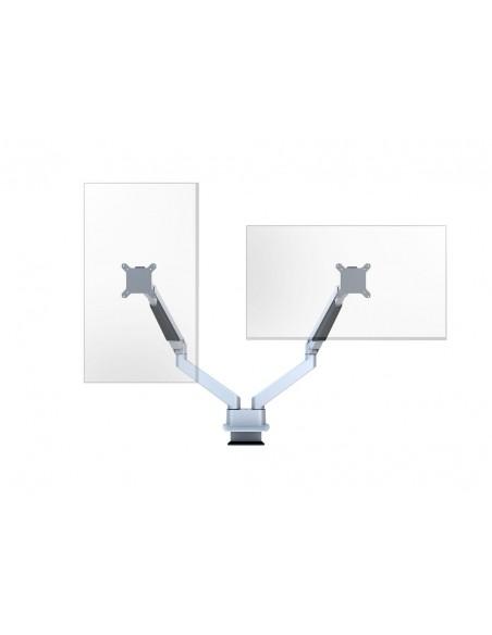 Multibrackets M VESA Gas Lift Arm Dual Side by Silver Multibrackets 7350073733972 - 13