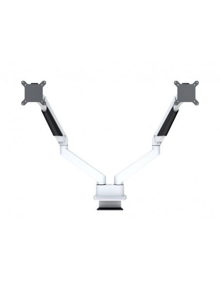 Multibrackets M VESA Gas Lift Arm Dual Side by White Multibrackets 7350073733989 - 2
