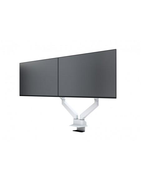 """Multibrackets 3989 monitorin kiinnike ja jalusta 81.3 cm (32"""") Puristin Valkoinen Multibrackets 7350073733989 - 16"""