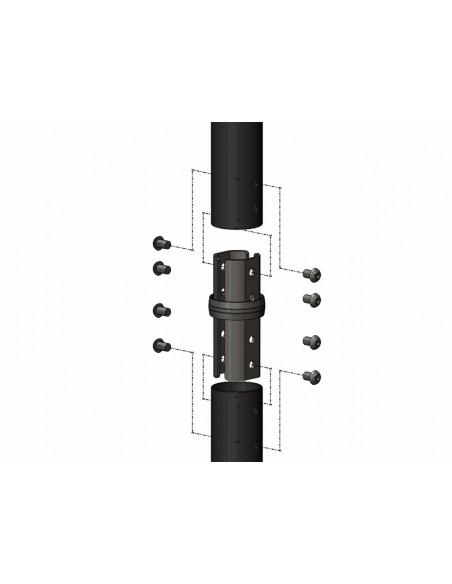 Multibrackets M Pro Series - Internal Pole Joiner Multibrackets 7350073734191 - 2