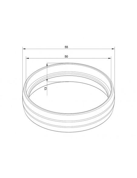 Multibrackets 4191 monitorikiinnikkeen lisävaruste Multibrackets 7350073734191 - 5