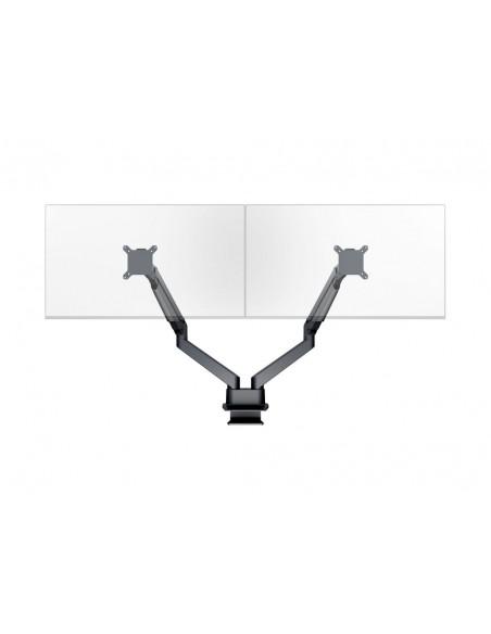 """Multibrackets 4207 monitorin kiinnike ja jalusta 81.3 cm (32"""") Puristin Musta Multibrackets 7350073734207 - 13"""