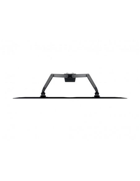 """Multibrackets 4207 monitorin kiinnike ja jalusta 81.3 cm (32"""") Puristin Musta Multibrackets 7350073734207 - 20"""