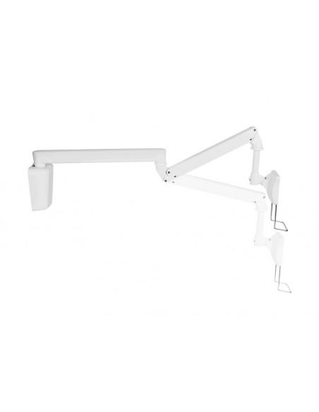 """Multibrackets 4276 monitorin kiinnike ja jalusta 68.6 cm (27"""") Valkoinen Multibrackets 7350073734276 - 2"""
