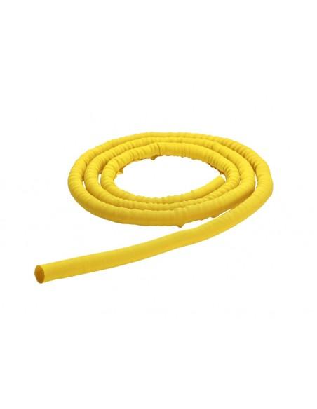 Multibrackets 4504 kabelsamlare Kabelstrumpa Gul 1 styck Multibrackets 7350073734504 - 3