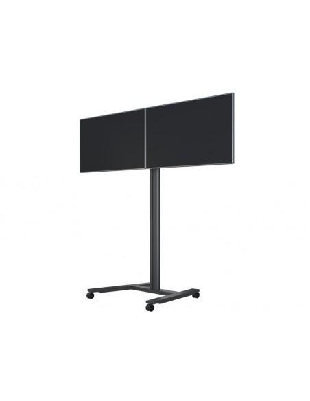 Multibrackets M Public Display Stand 180 HD Dual Black Multibrackets 7350073735358 - 10
