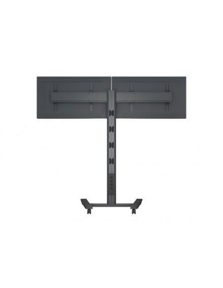 """Multibrackets 5358 kyltin näyttökiinnike 152.4 cm (60"""") Musta Multibrackets 7350073735358 - 11"""