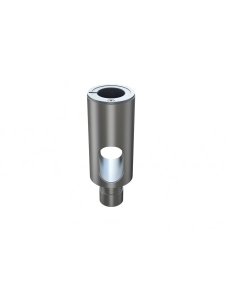 Multibrackets M Extension Pipe 10cm for VESA Gas Lift Arm Single Silver Multibrackets 7350073735402 - 4