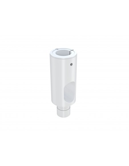 Multibrackets M Extension Pipe 10cm for VESA Gas Lift Arm Single White Multibrackets 7350073735419 - 1