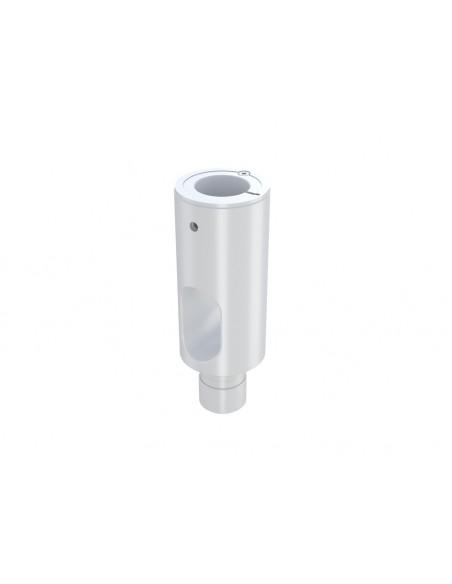 Multibrackets M Extension Pipe 10cm for VESA Gas Lift Arm Single White Multibrackets 7350073735419 - 3