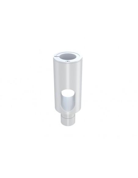 Multibrackets M Extension Pipe 10cm for VESA Gas Lift Arm Single White Multibrackets 7350073735419 - 4