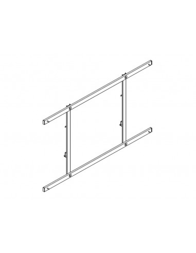 Multibrackets M CISCO Webexboard/ Spark Board Kit 70 for Manual & Motorzied Mount HD/SD Multibrackets 7350073735433 - 1