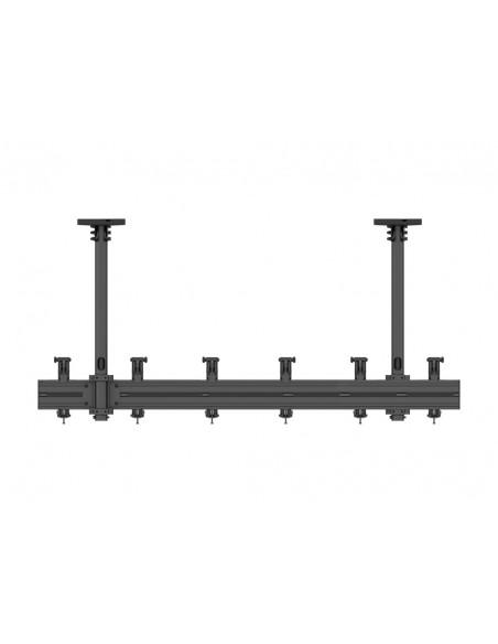 """Multibrackets 5662 kyltin näyttökiinnike 81.3 cm (32"""") Musta Multibrackets 7350073735662 - 4"""