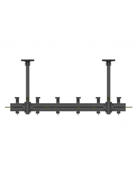 Multibrackets M Menu Board Mount Pro MBC3X1U VESA 200 Multibrackets 7350073735662 - 7