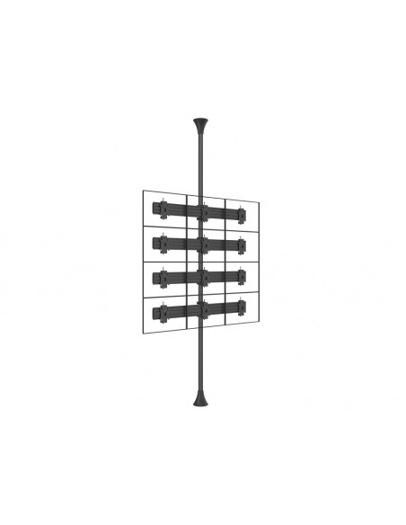 Multibrackets M Monitor Mount Fixed Pro 50/75/100 Multibrackets 7350073736300 - 5