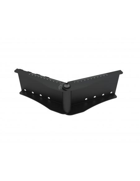 Multibrackets M Pro Series - Curved Screen Rail Joiner Multibrackets 7350073736348 - 1