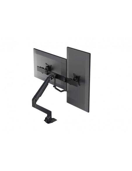 """Multibrackets 6355 monitorin kiinnike ja jalusta 71.1 cm (28"""") Puristin Musta Multibrackets 7350073736355 - 14"""