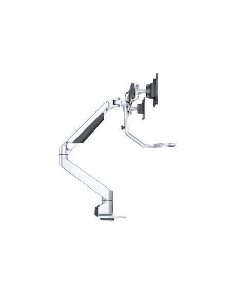 Multibrackets M VESA Gas Lift Arm w. Duo Crossbar 2 Silver Multibrackets 7350073736362 - 6
