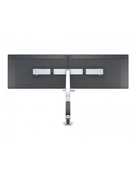 """Multibrackets 6362 fäste och ställ till bildskärm 71.1 cm (28"""") Klämma Silver Multibrackets 7350073736362 - 11"""
