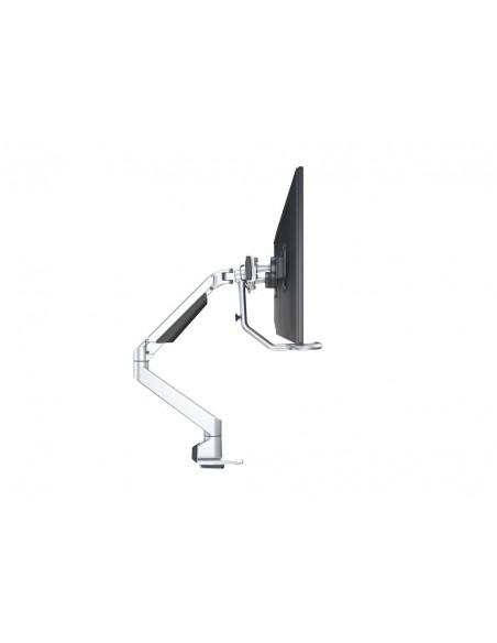 Multibrackets M VESA Gas Lift Arm w. Duo Crossbar 2 Silver Multibrackets 7350073736362 - 12