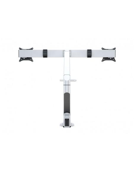 Multibrackets M VESA Gas Lift Arm w. Duo Crossbar 2 White Multibrackets 7350073736379 - 5