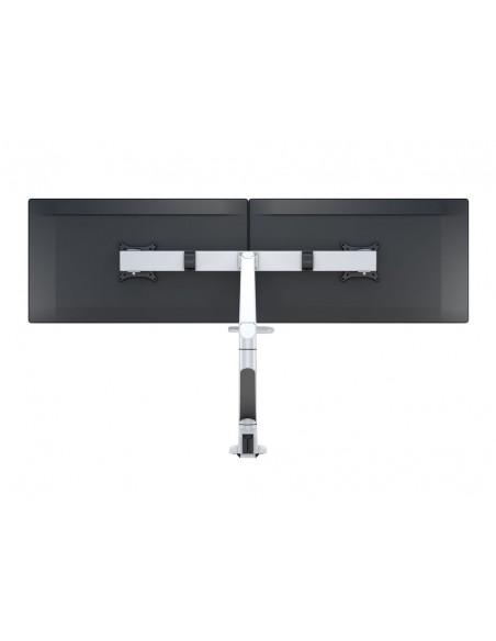 Multibrackets M VESA Gas Lift Arm w. Duo Crossbar 2 White Multibrackets 7350073736379 - 11