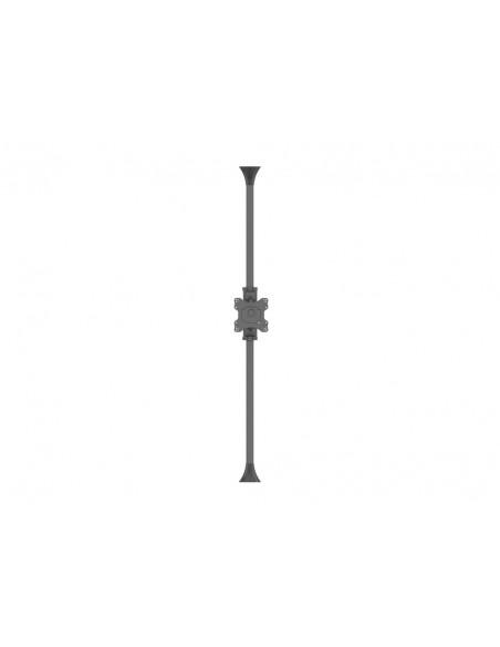 """Multibrackets 6393 kyltin näyttökiinnike 116.8 cm (46"""") Musta Multibrackets 7350073736393 - 2"""