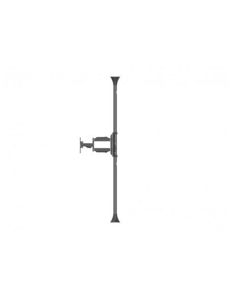 """Multibrackets 6393 kyltin näyttökiinnike 116.8 cm (46"""") Musta Multibrackets 7350073736393 - 5"""