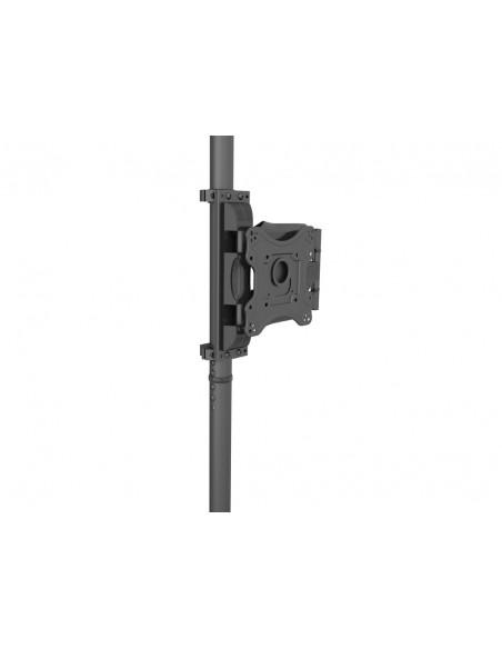 """Multibrackets 6393 kyltin näyttökiinnike 116.8 cm (46"""") Musta Multibrackets 7350073736393 - 10"""