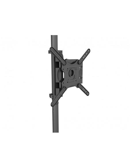 """Multibrackets 6409 fäste för skyltningsskärm 139.7 cm (55"""") Svart Multibrackets 7350073736409 - 9"""