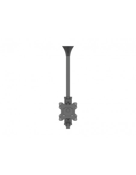 """Multibrackets 6416 kyltin näyttökiinnike 106.7 cm (42"""") Musta Multibrackets 7350073736416 - 2"""