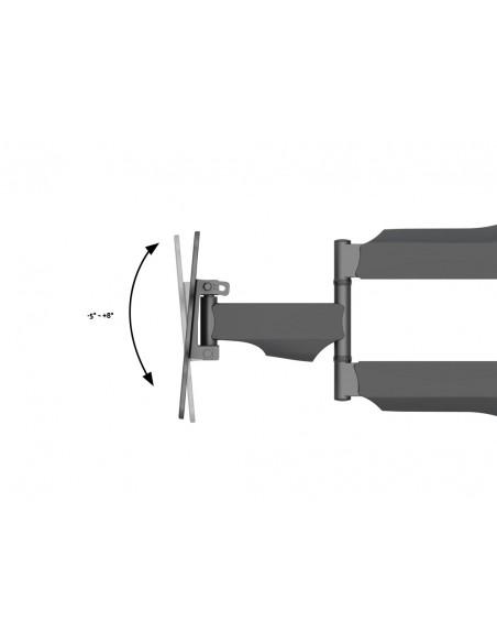 """Multibrackets 6416 kyltin näyttökiinnike 106.7 cm (42"""") Musta Multibrackets 7350073736416 - 8"""